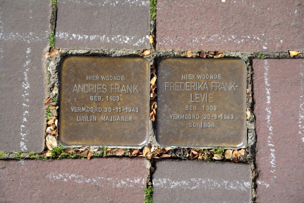 Stumbling Stones Voorstraat 5