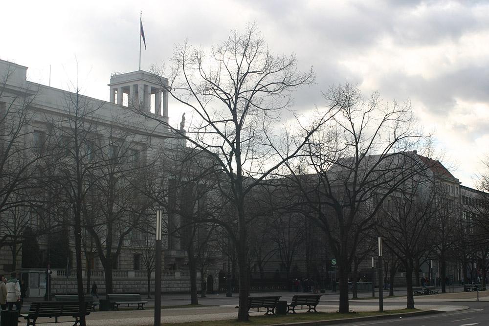Site Headquarters Reichsministerium für die besetzten Ostgebiete