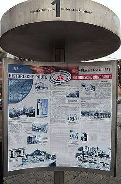 Historical Route Bastogne 1