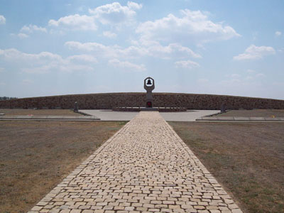 Sovjete Oorlogsbegraafplaats Rossosjka