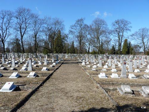 Soviet War Graves Bydgoszcz