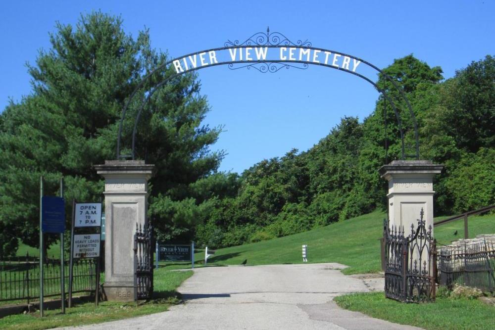 Amerikaans Oorlogsgraf River View Cemetery