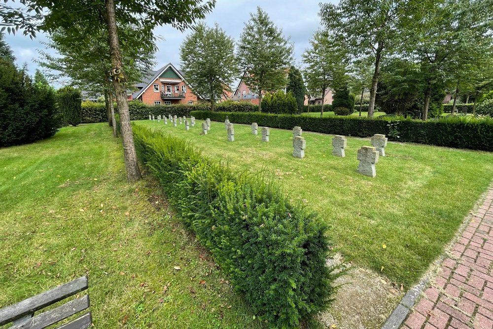Duitse Oorlogsgraven Vreden