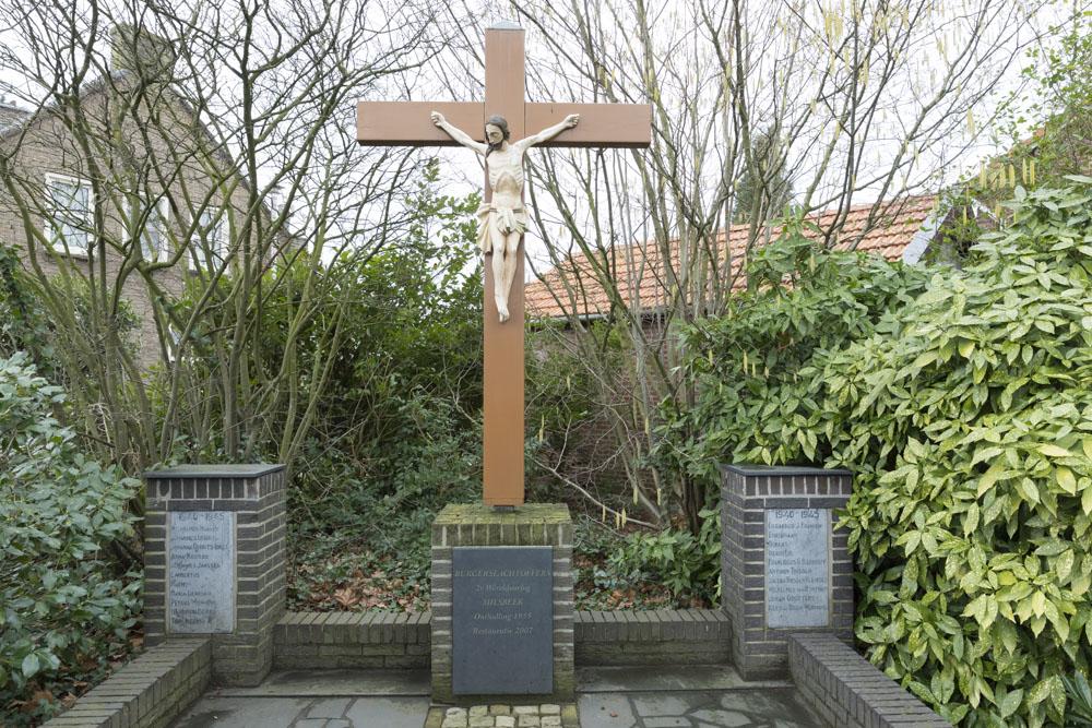 Memorial Civilian Casualties Milsbeek