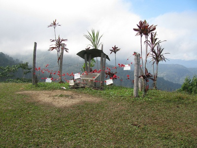 Kokoda Trail - Memorial Battle of Brigade Hill