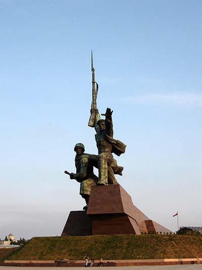 Overwinningsmonument Sevastopol