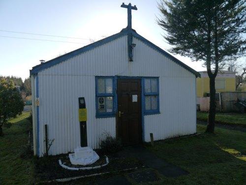 Hallmuir Ukrainian Chapel