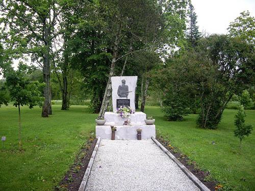 Memorial Estonian Waffen-SS