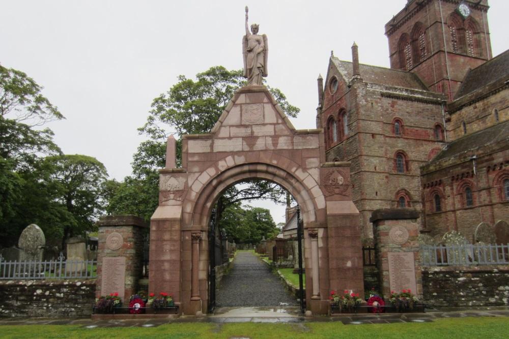Oorlogsmonument Kirkwall