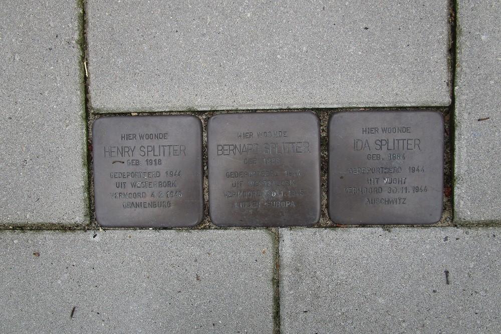 Stumbling Stones Mechelsestraat 7