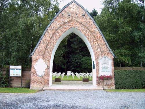 French War Cemetery Belle-Motte