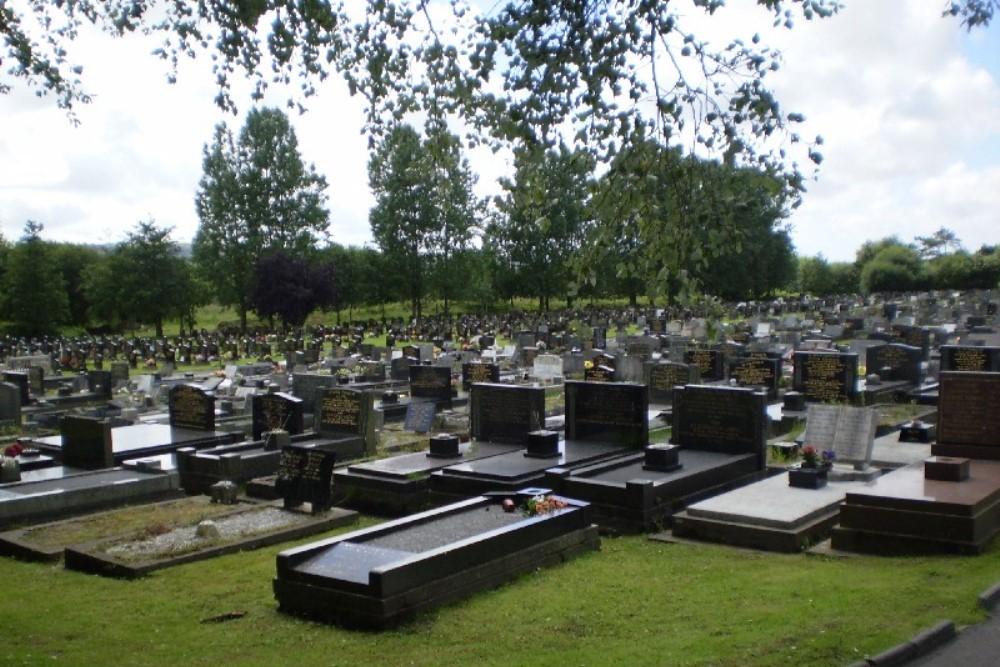 Oorlogsgraven van het Gemenebest Kingsbridge Cemetery
