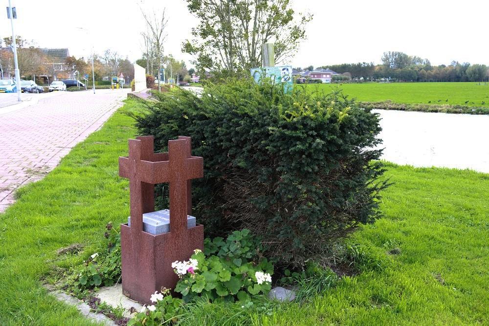 Monument J.P. Roosje