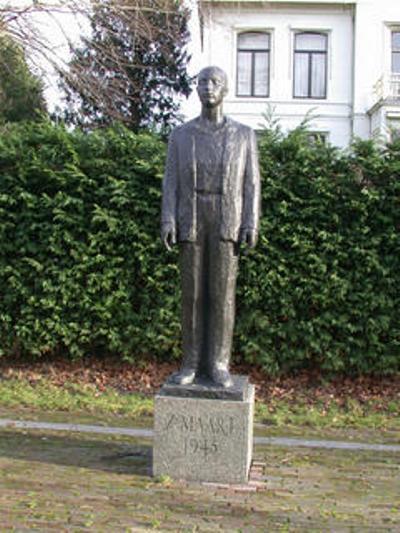 Monument Executie 7 Maart 1945