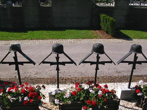 Oostenrijkse Oorlogsgraven Deutschfeistritz