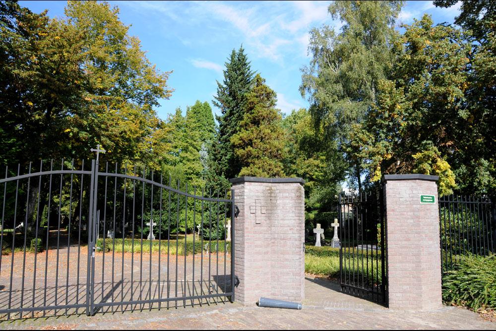 Old Municipal Cemetery Valkenswaard