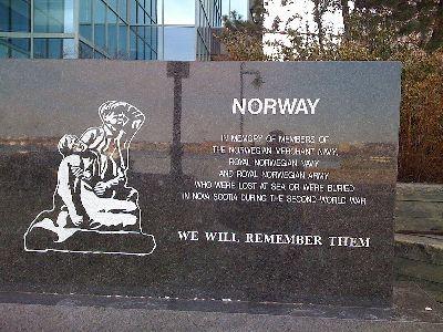 Memorial Norwegian Fallen