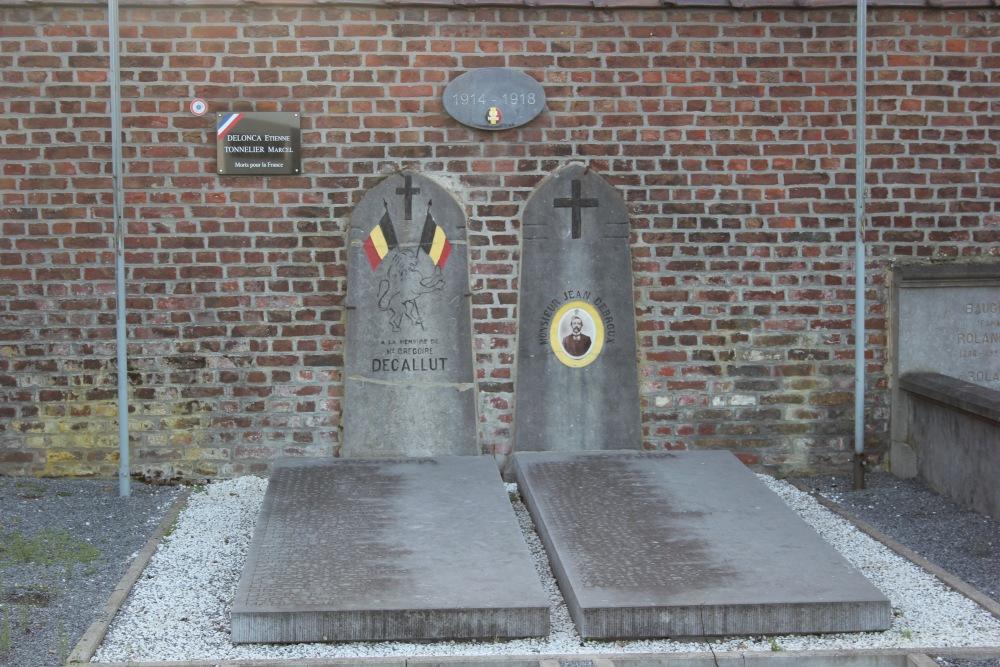 Belgian War Graves Hannut