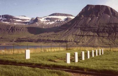 Commonwealth War Graves Reydarfjordur