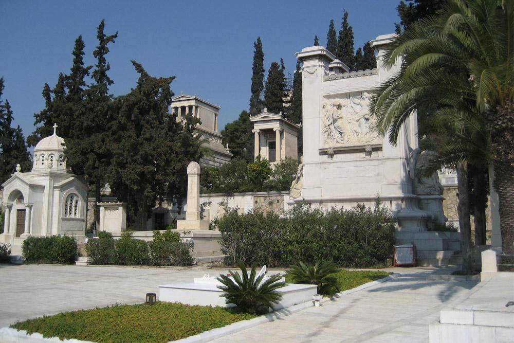 Dutch War Grave Athens