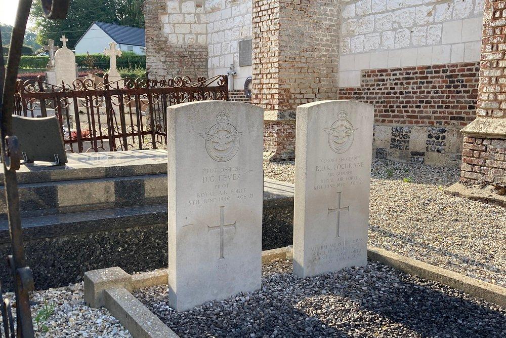 Oorlogsgraven van het Gemenebest Ercourt