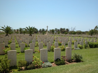 Commonwealth War Cemetery Sfax