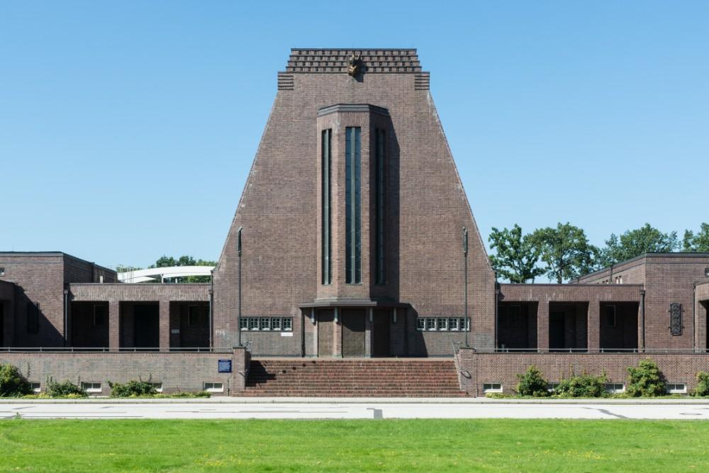 Crematorium Begraafplaats Friedhof Ohlsdorf Hamburg