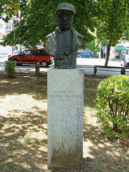 Bust Joakim Rakovac