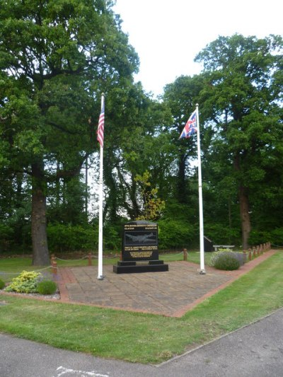 Memorial 457th Bombardment Group USAAF