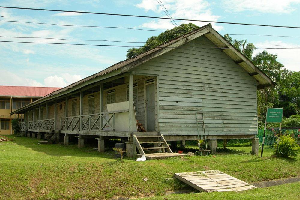Japanese POW Camp Batu Lintang/Kuching