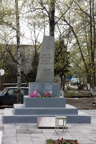 War Memorial Plant Workers Nizhny Novgorod