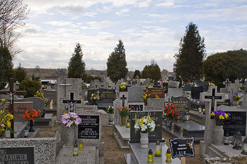 Cemetery of the Holy Cross