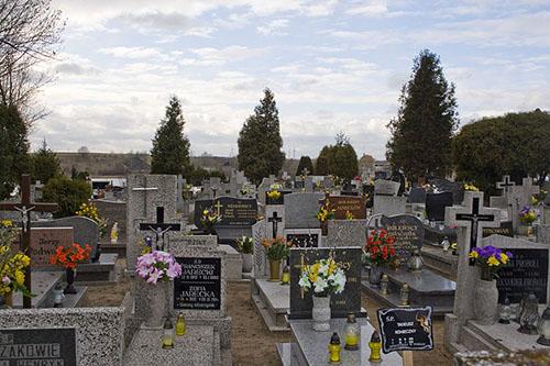 Begraafplaats van de Heilige Kruis