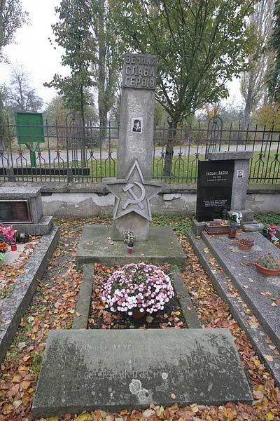 Soviet War Grave Třebechovice pod Orebem