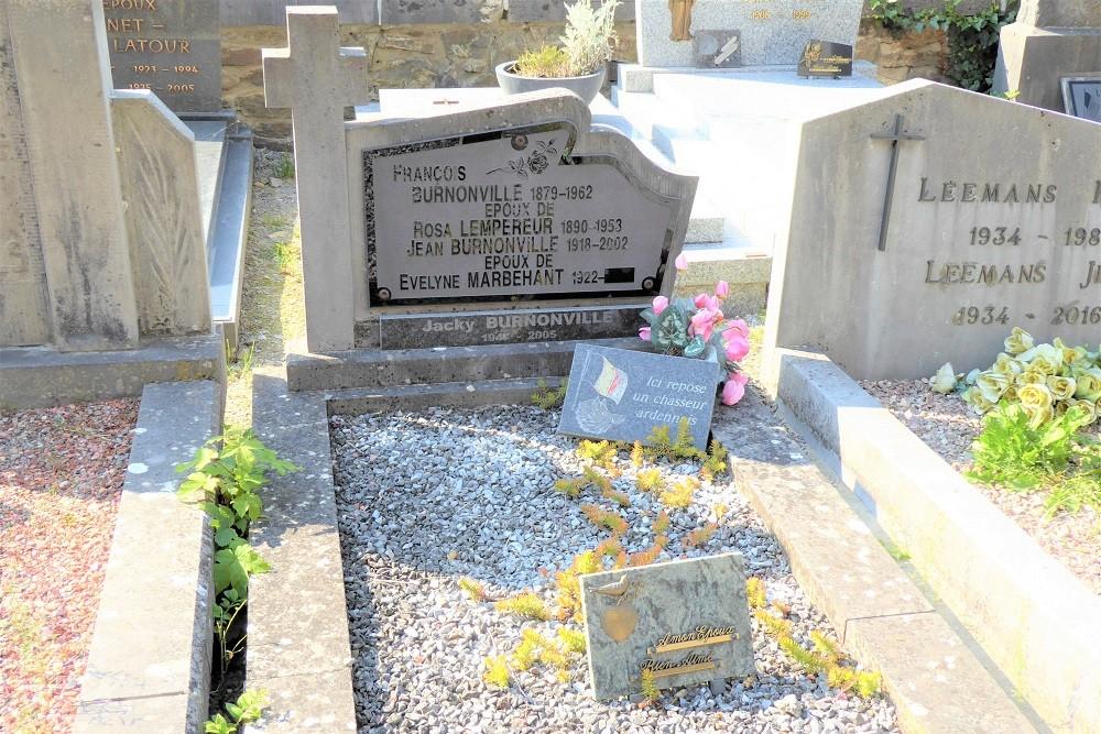 Graves Veterans Harsin-Chavanne