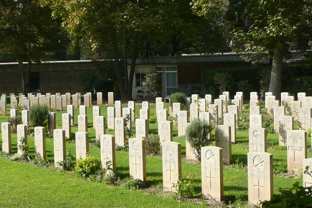 Dutch War Graves Tehran