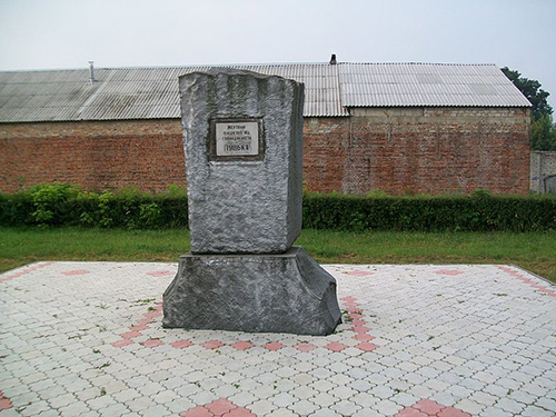 Monument Slachtoffers Fascisme & Massagraf Krijgsgevangenen