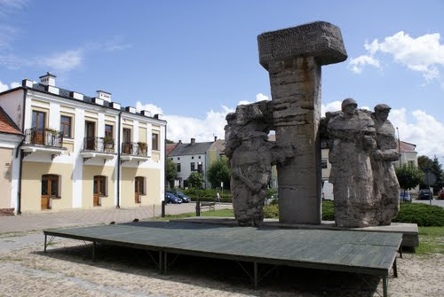 Memorial Polish Soldiers Wlodawa