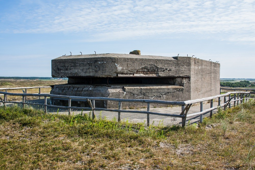 Battery Den Hoorn (BP 19b) - Dutch Observation Bunker (Leitstand Holl.)