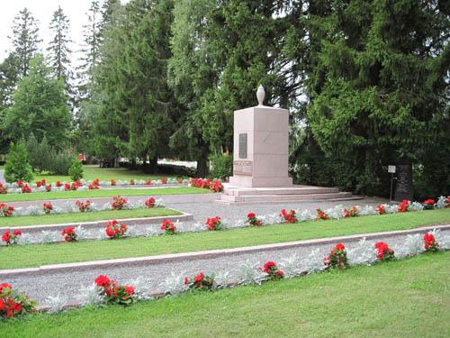 Finse Oorlogsgraven Lapväärtti