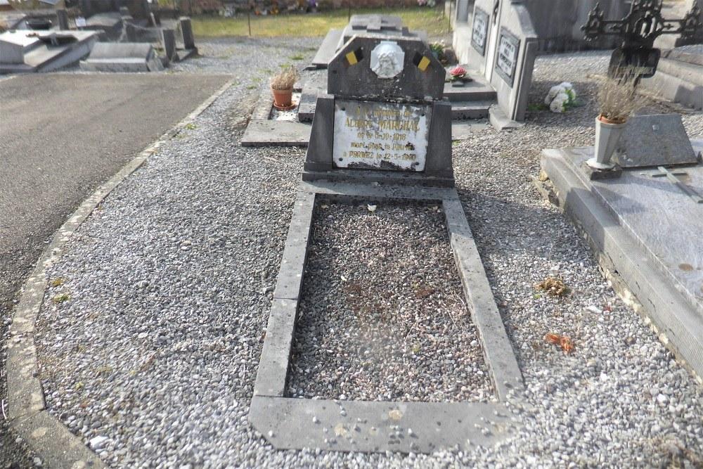 Belgian War Graves Gedinne