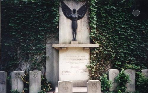 Oorlogsgraven van het Gemenebest Buenos Aires