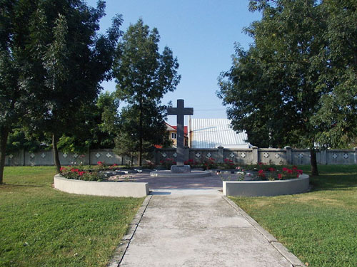 German War Cemetery Focsani