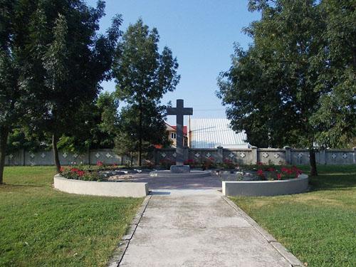 Duitse Oorlogsbegraafplaats Focsani