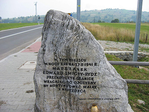 Memorial Marshall Edward Rydz-Rydz