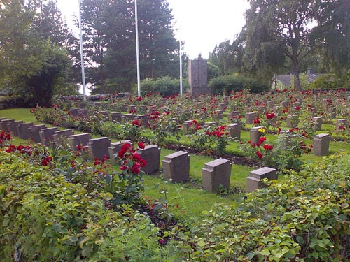 Finnish War Graves Hauho