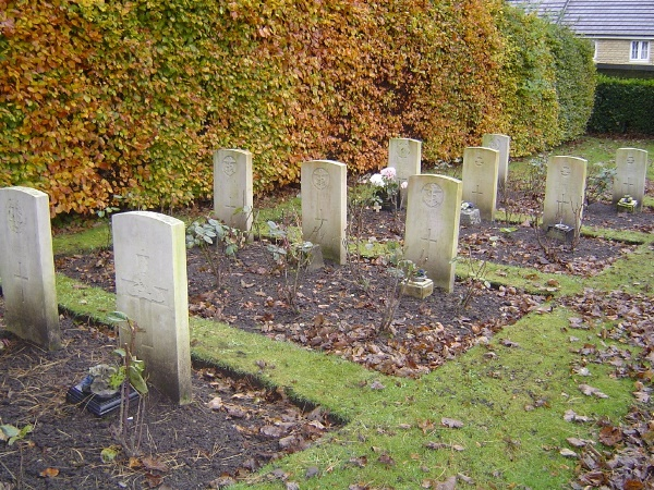 Commonwealth War Graves Stanley New Cemetery