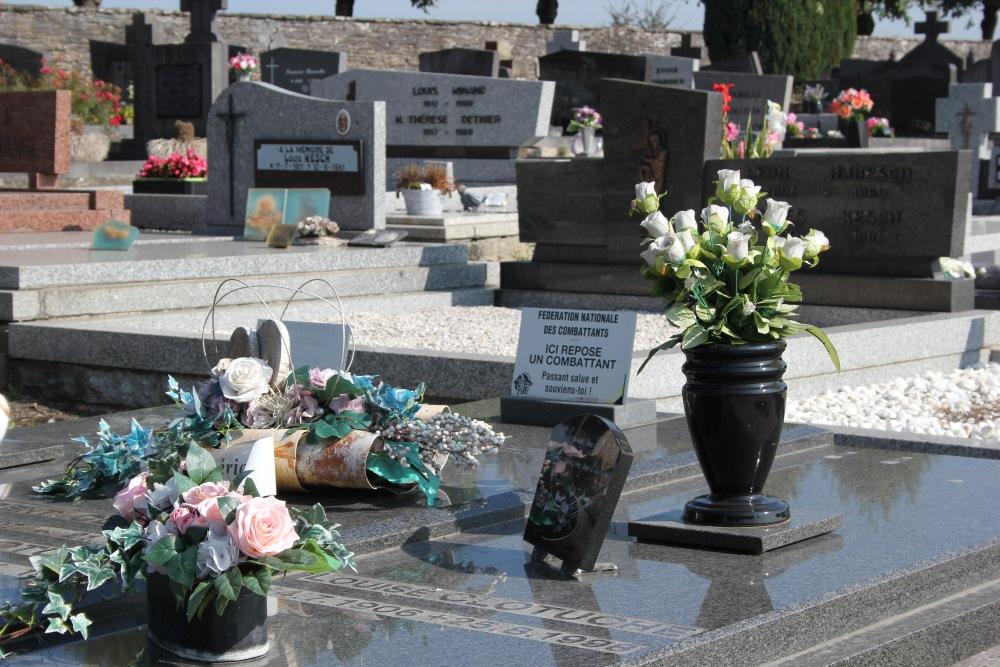 Veteran War Graves Gouvy