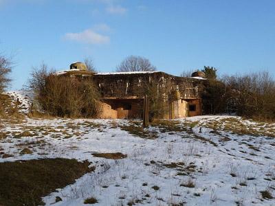 Maginotlinie - Fort Lembach