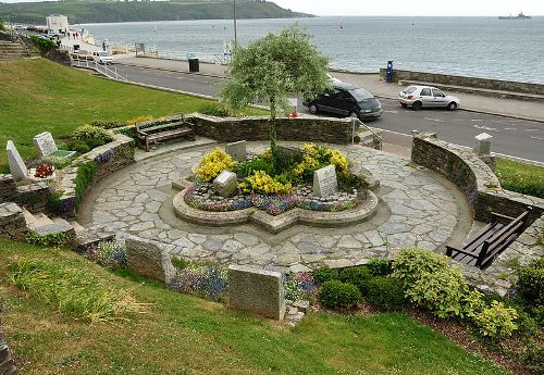 Memorial Garden Plymouth Hoe